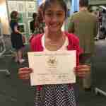 Uzma attended HMS and her very first year at Altamont, she received recognition for her 4.0 GPA.