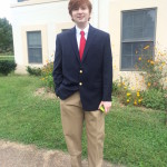 Alex is happily attending  St. Andrews-Sewanee in TN.